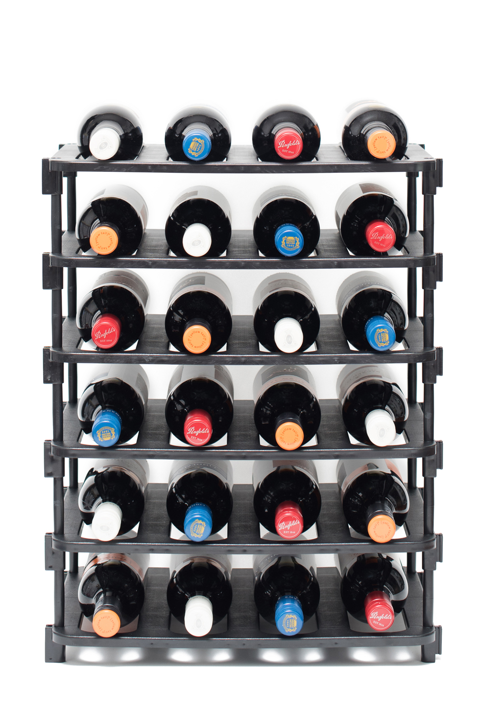 24 Bottle Wine Rack By Vinrac Modular And Affordable