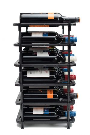 24 Bottle Wine Rack