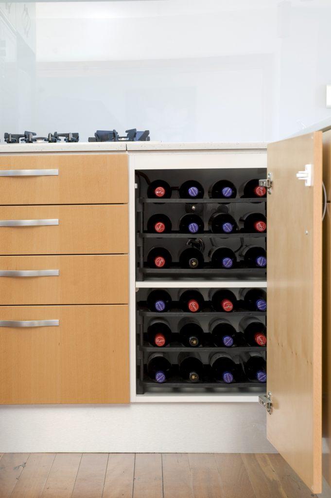 Wine Racks, Modular Design Wine Storage System for the Home or Cellar