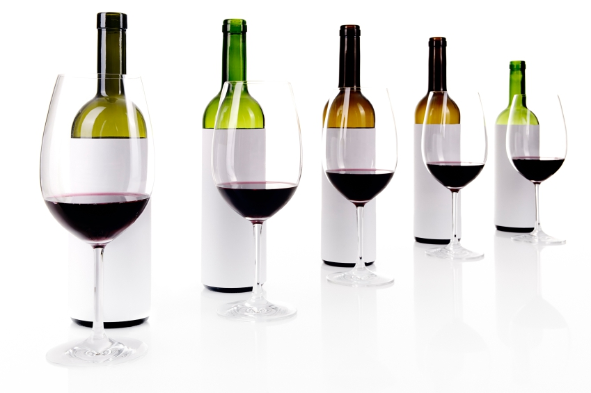 Wine Bottles Sizes and Dimensions